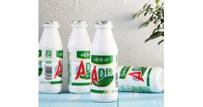 娃哈哈 AD钙奶 含乳饮料 220g*24瓶 整箱装