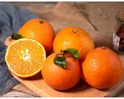 果冻橙脐橙橙子 优选5斤钻石果 新鲜水果