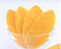 芒果干 蜜饯果干芒果片休闲零食办公室小吃果脯水果干116g/袋