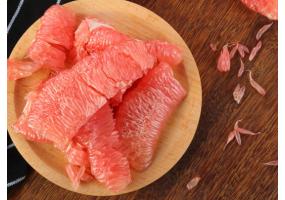 精品琯溪蜜柚 红肉柚子2粒 1.8-2.5kg 新鲜水果