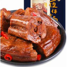 麻辣休闲卤味鸭肉类零食