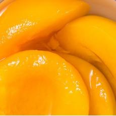 新鲜糖水水果罐头 对开大片6罐X425克