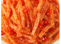 卫龙 休闲零食 小面筋香辣味辣条
