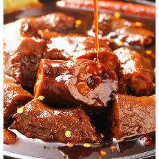烧烤鸭脖卤味肉干肉脯零食小吃美食休闲食品小包装190g